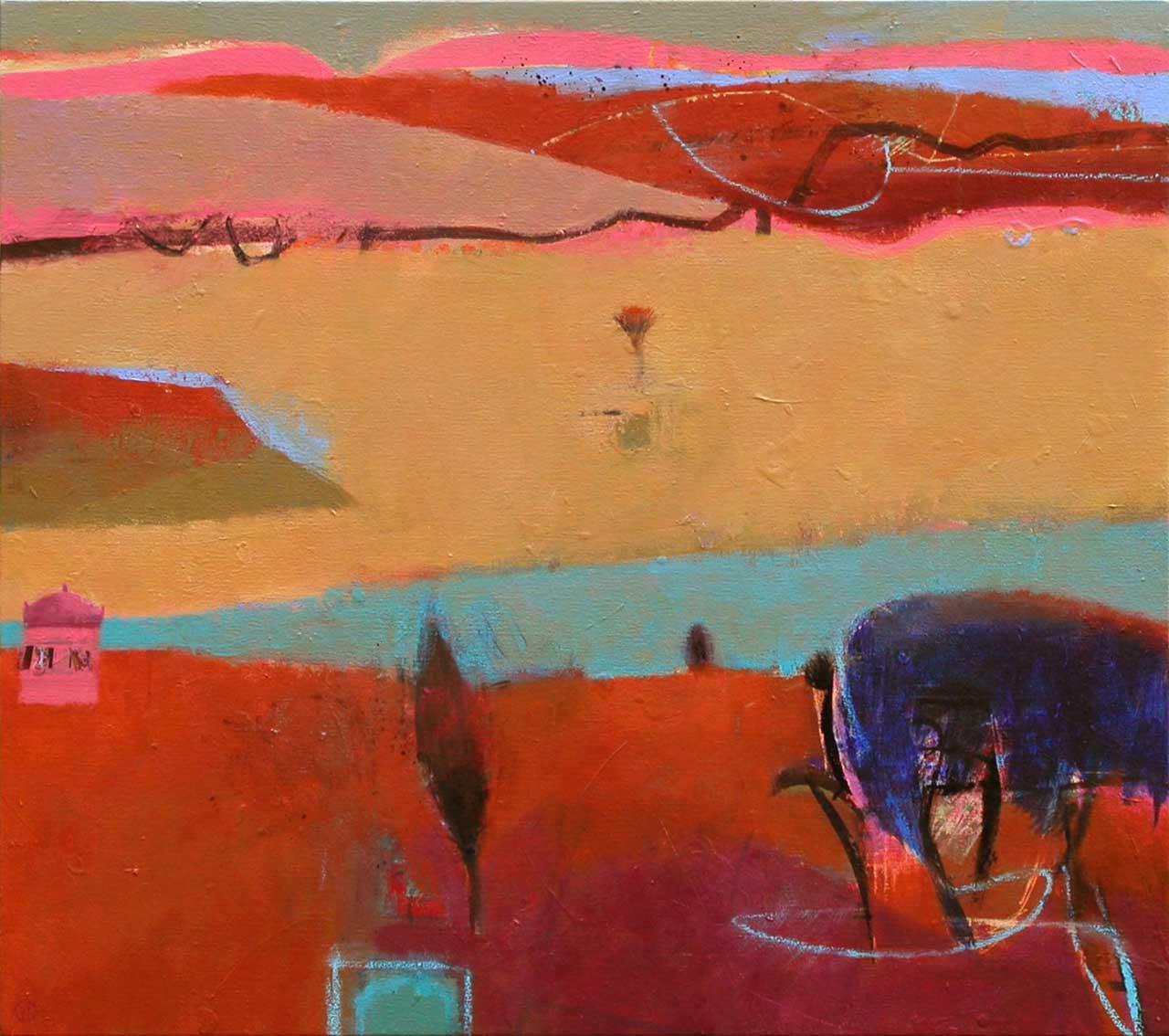 India | Gerry Dudgeon Artist