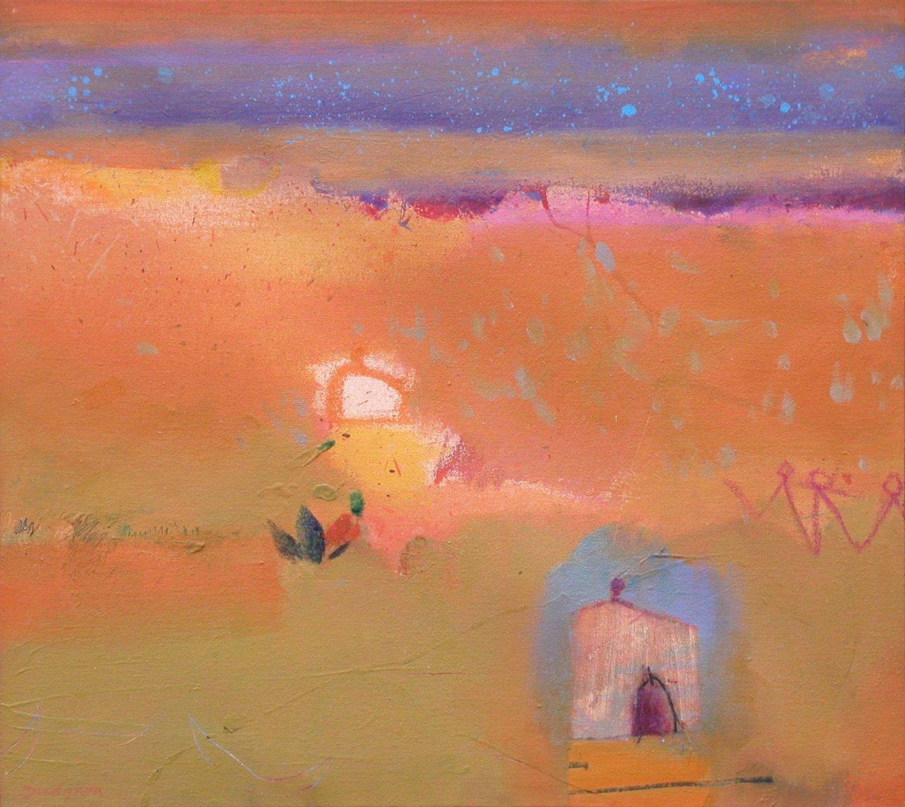 Gerry Dudgeon Desert Expanse, Jaisalmer
