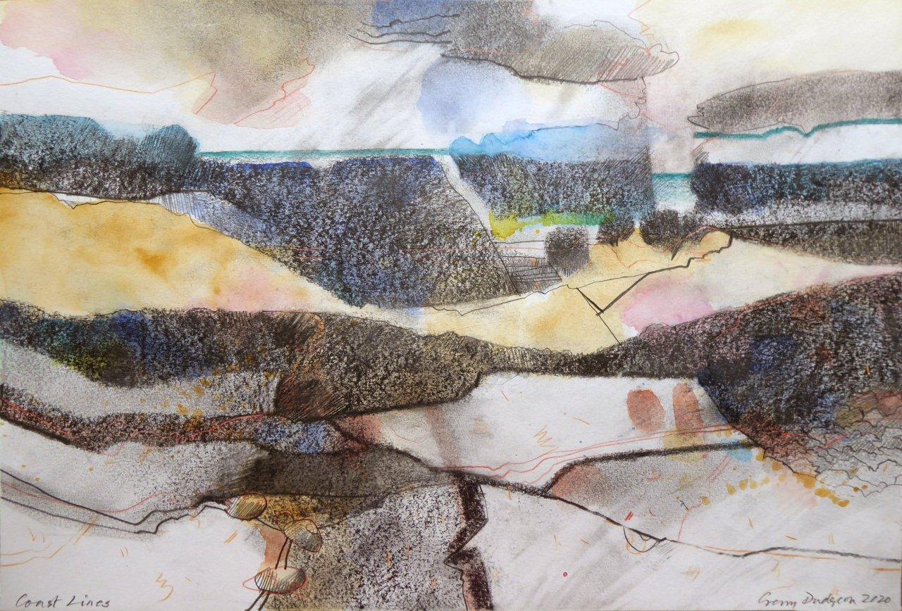 Gerry Dudgeon Coast Lines