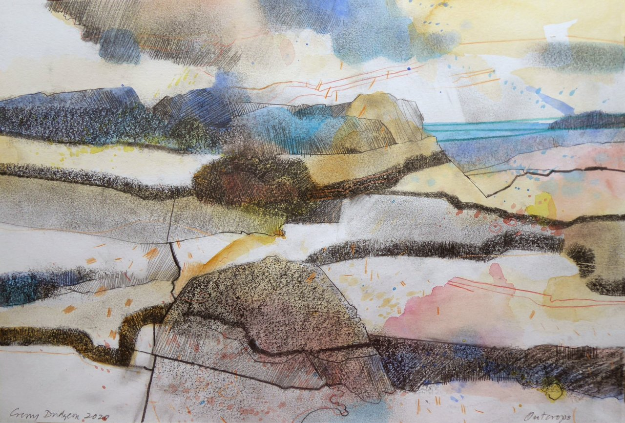 Gerry Dudgeon Outcrops