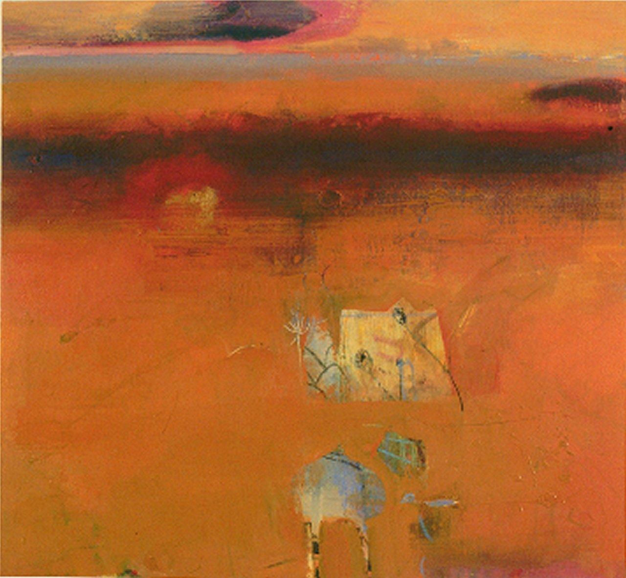 Gerry Dudgeon Rajasthan Dusk