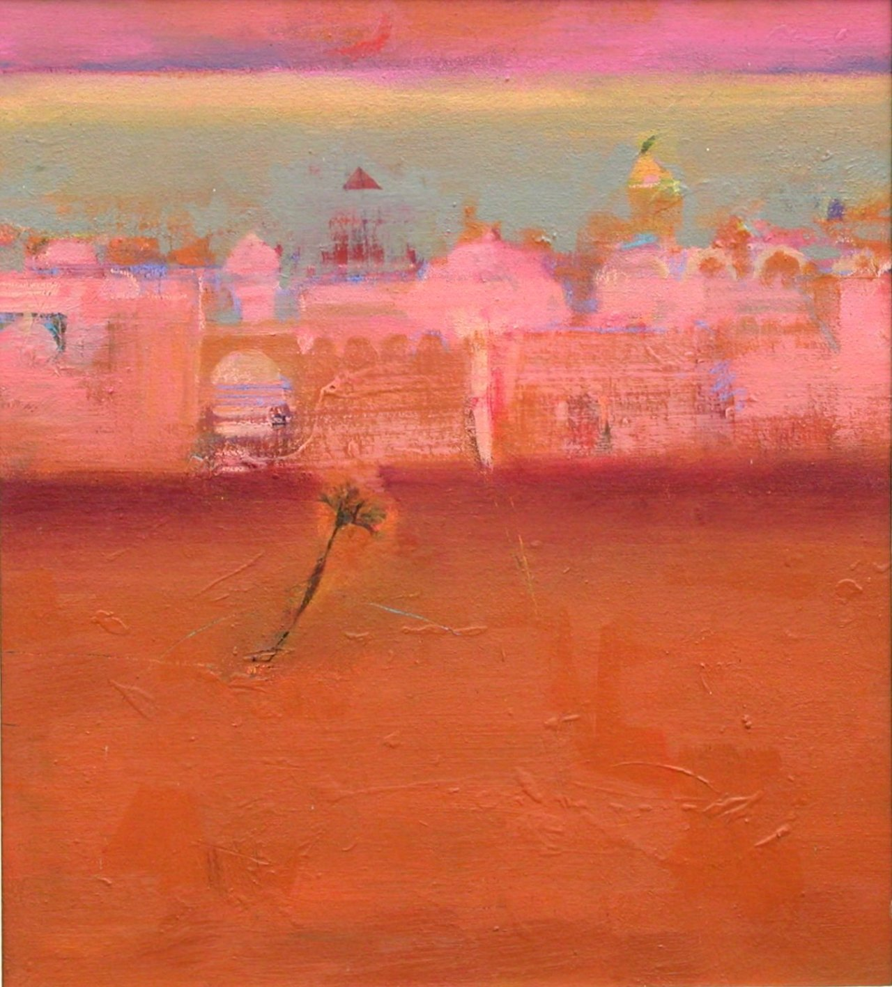 Gerry Dudgeon The Pink City