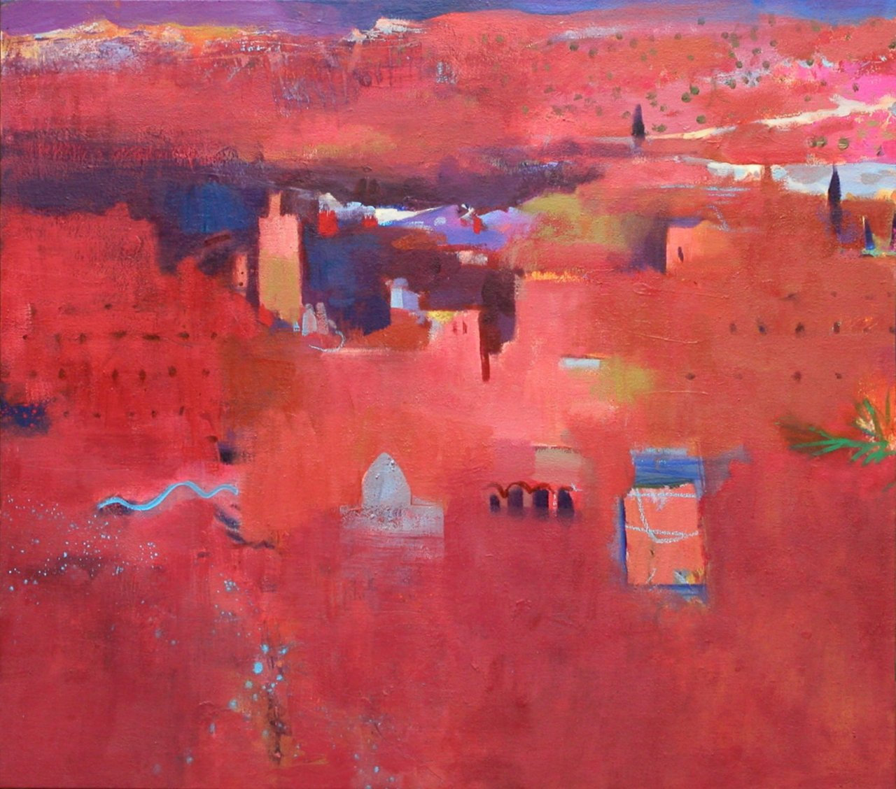 Gerry Dudgeon High Atlas Reds