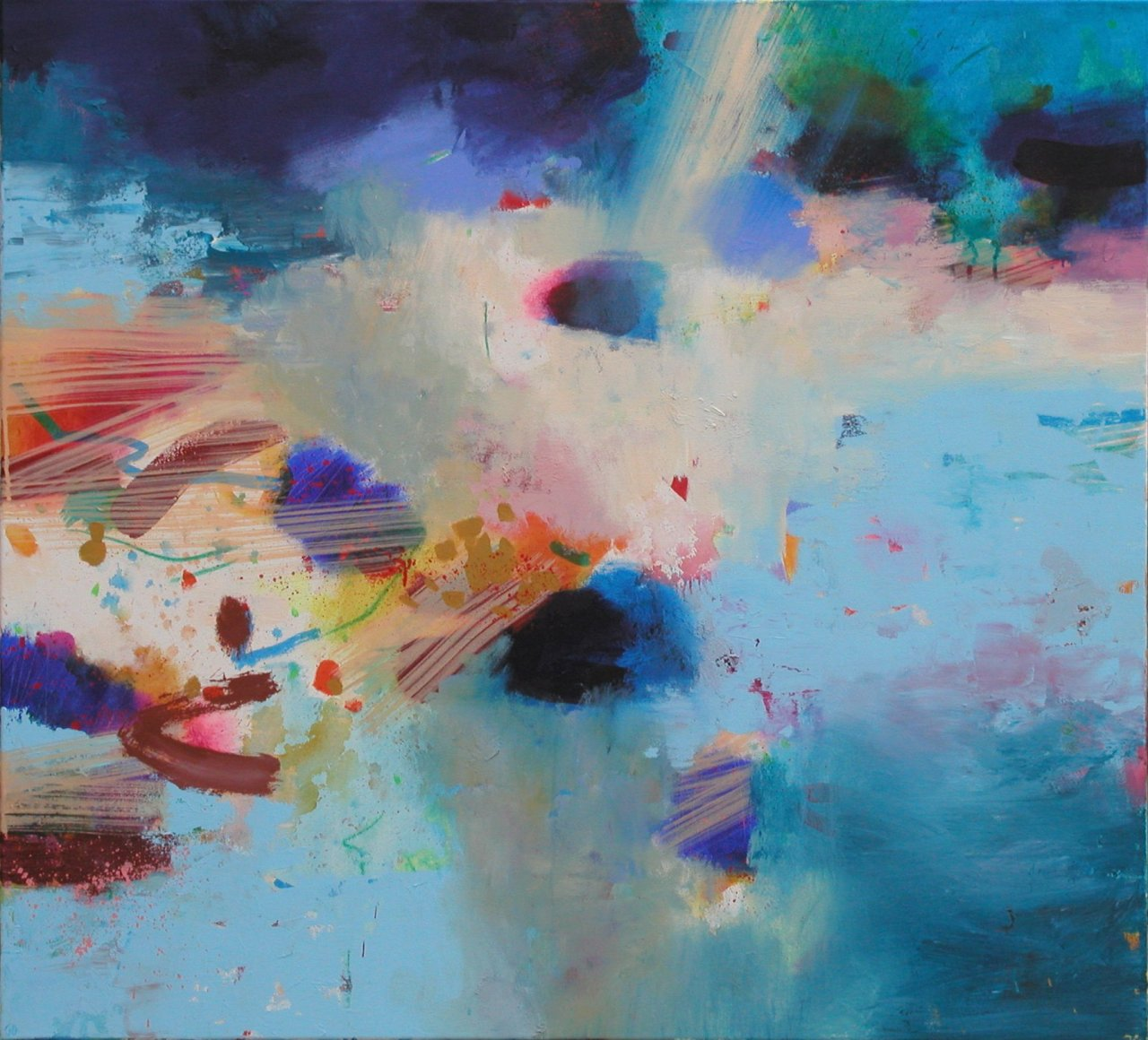 Gerry Dudgeon Blue Candescence